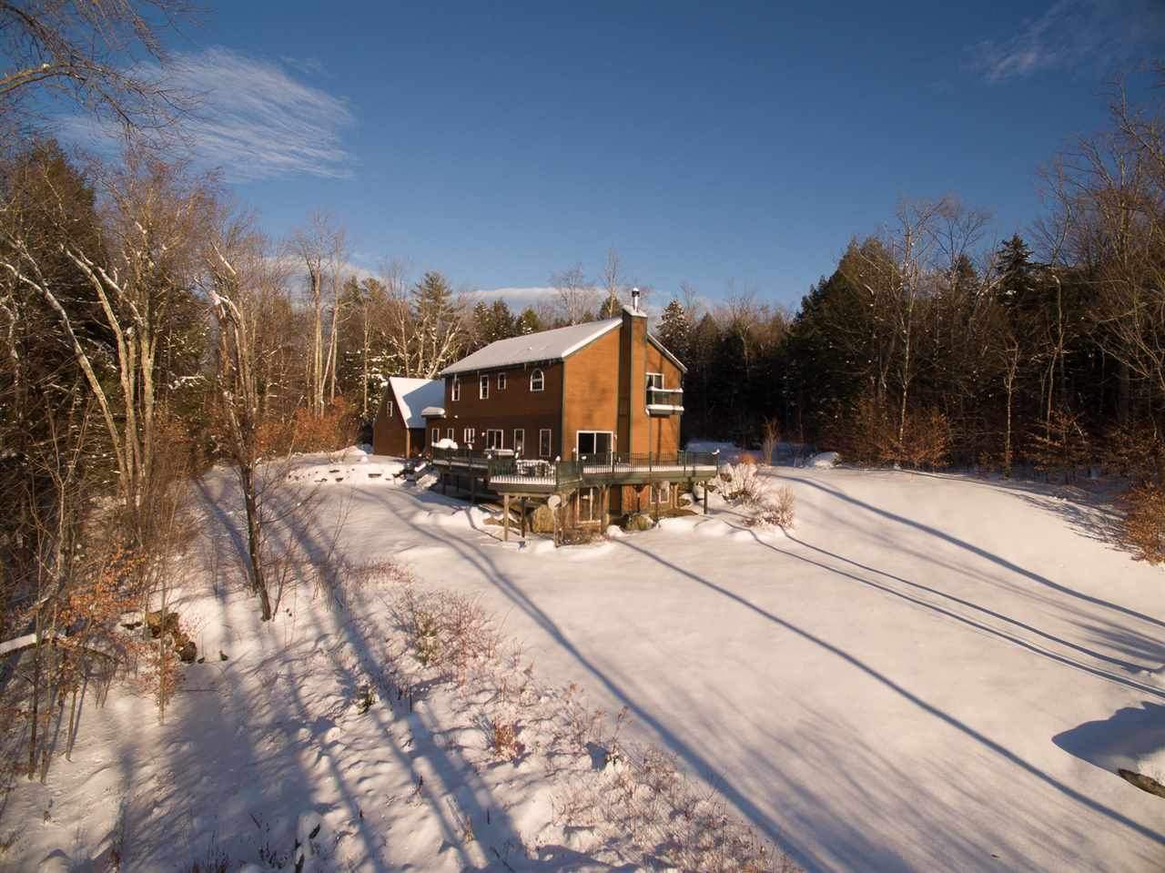 Amazing home on over 14 acres with big views of...