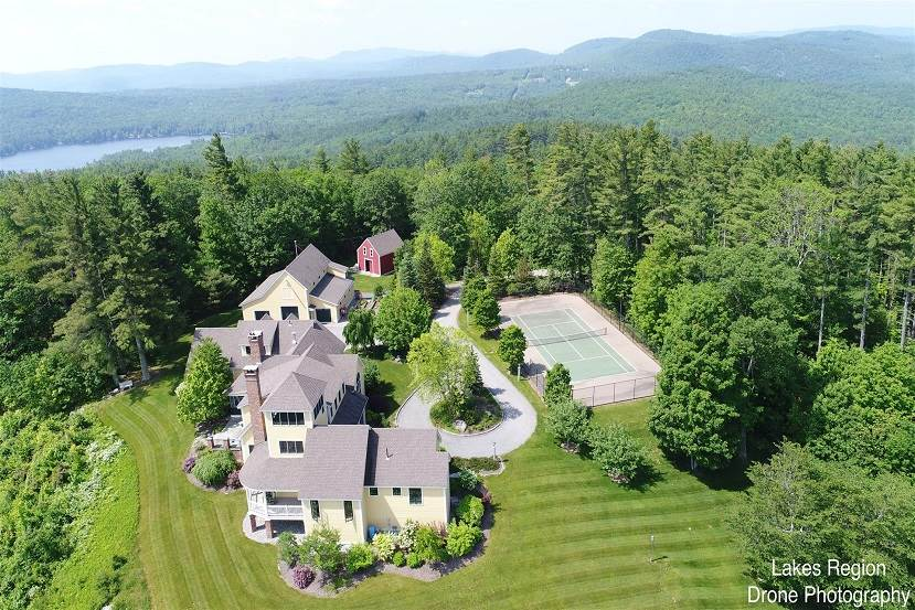 CENTER HARBOR NH  Home for sale $2,295,000