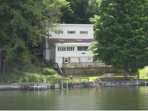 VILLAGE OF BOMOSEEN IN TOWN OF CASTLETON VT Lake House for sale $$410,000 | $342 per sq.ft.