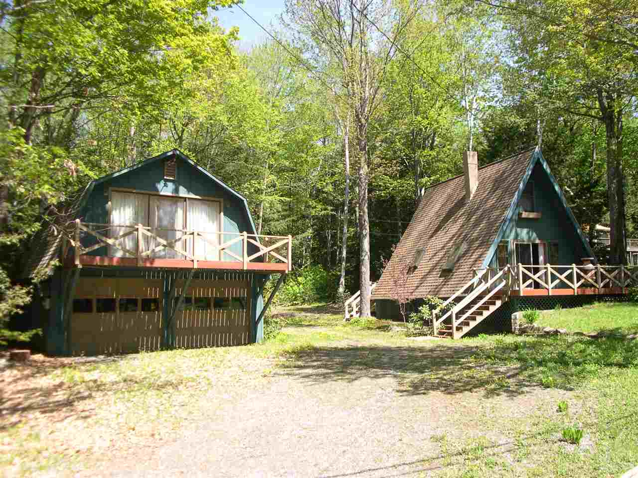 BRIDGEWATER NH  Home for sale $215,000