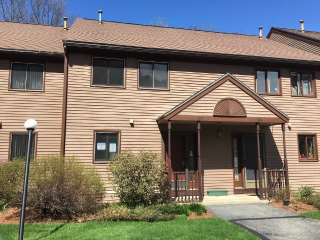 Wilton NH Condo for sale $List Price is $135,000