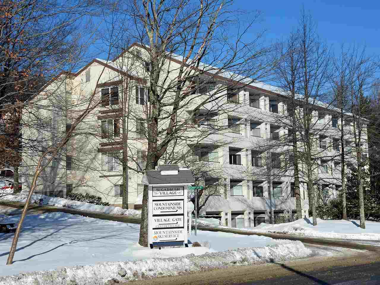 109 Village Gate, Warren, VT 05674