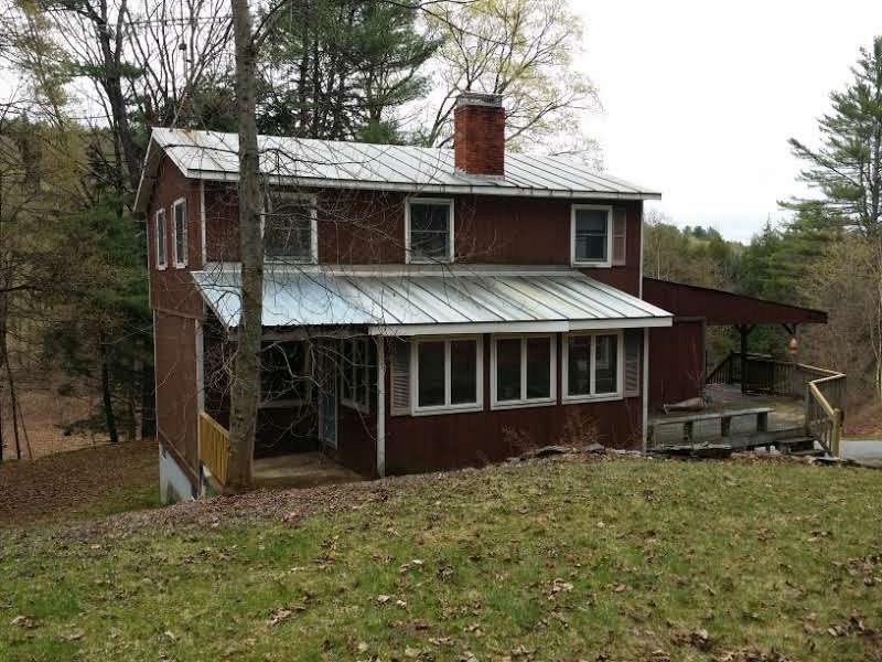 HARTFORD VTHome for sale $$199,000 | $114 per sq.ft.