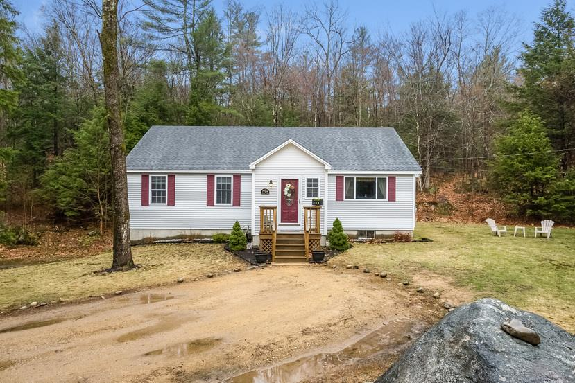 SANBORNTON NH Home for sale $239,900