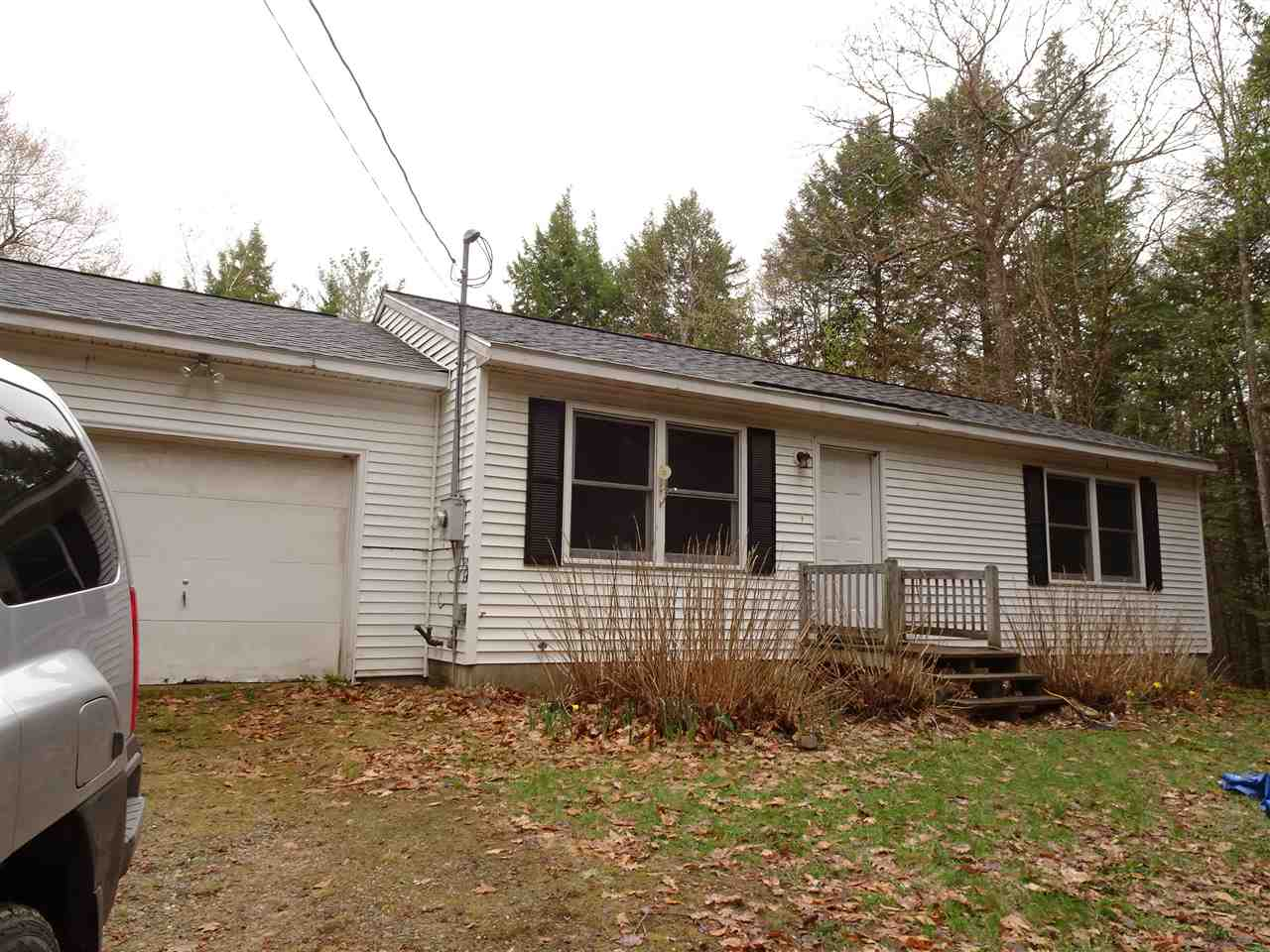 SANBORNTON NH Home for sale $159,900