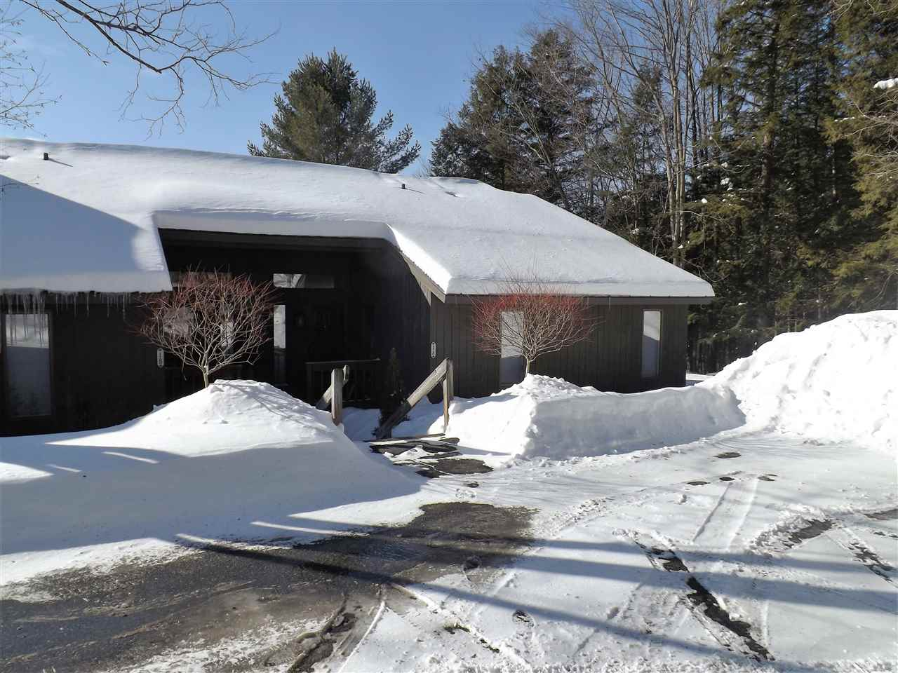 VILLAGE OF QUECHEE IN TOWN OF HARTFORD VT Condo for sale $$249,000 | $229 per sq.ft.