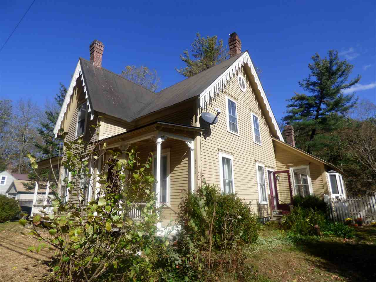 TOWNSHEND VT Home for sale $$160,000 | $71 per sq.ft.