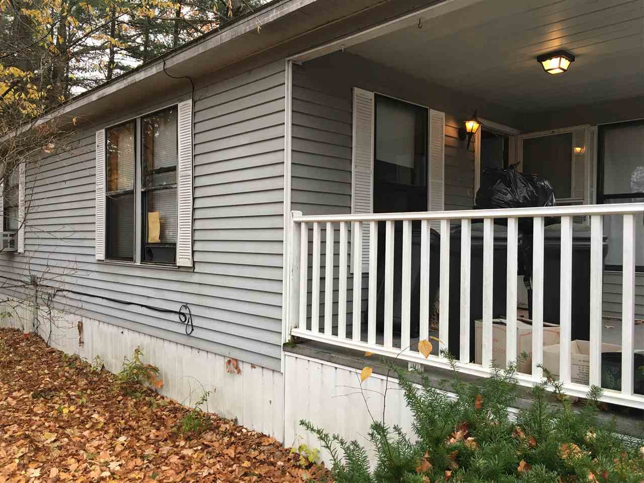 Goffstown NH Mobile-Manufacured Home for sale $List Price is $49,000