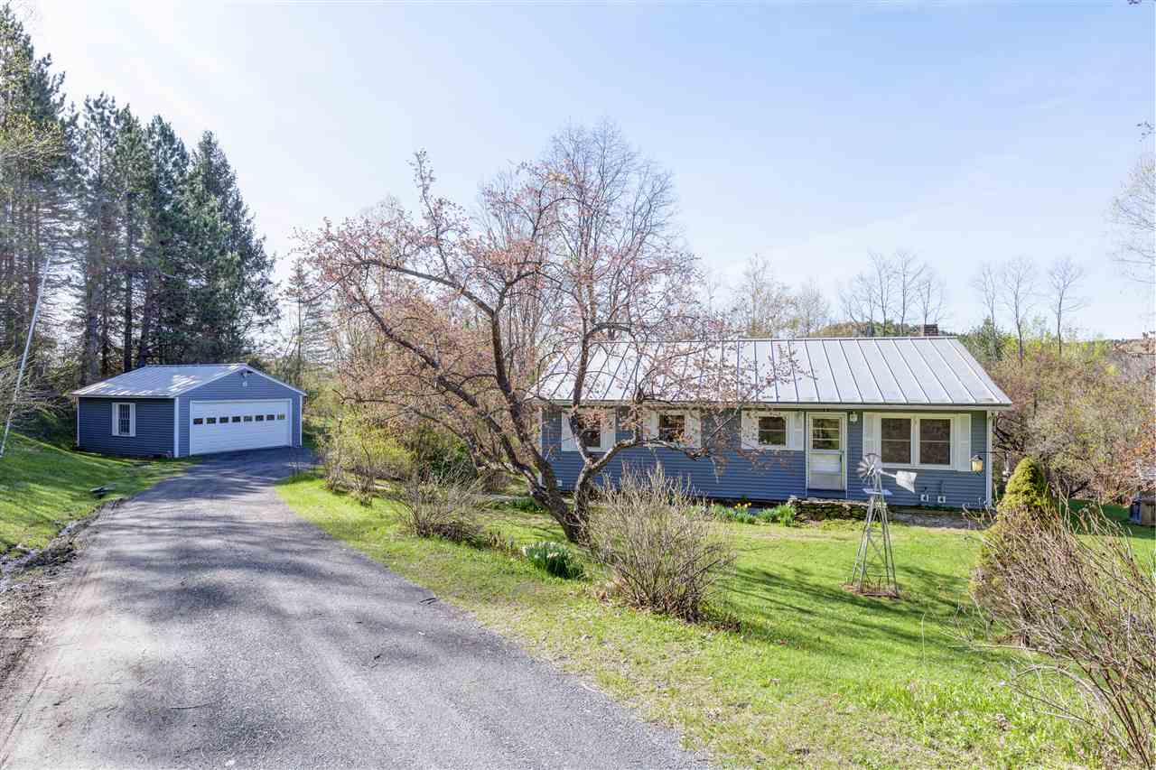 THETFORD VT Home for sale $$174,500 | $168 per sq.ft.