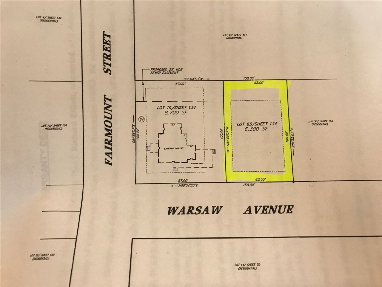 Nashua NH Land  for sale $List Price is $99,900