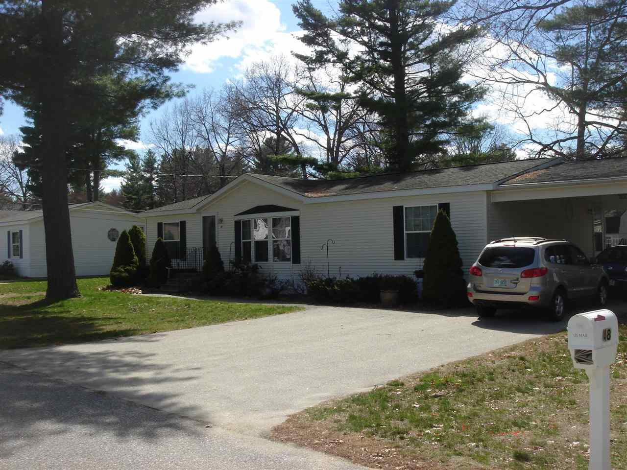 Hollis NH Mobile-Manufacured Home for sale $List Price is $154,900
