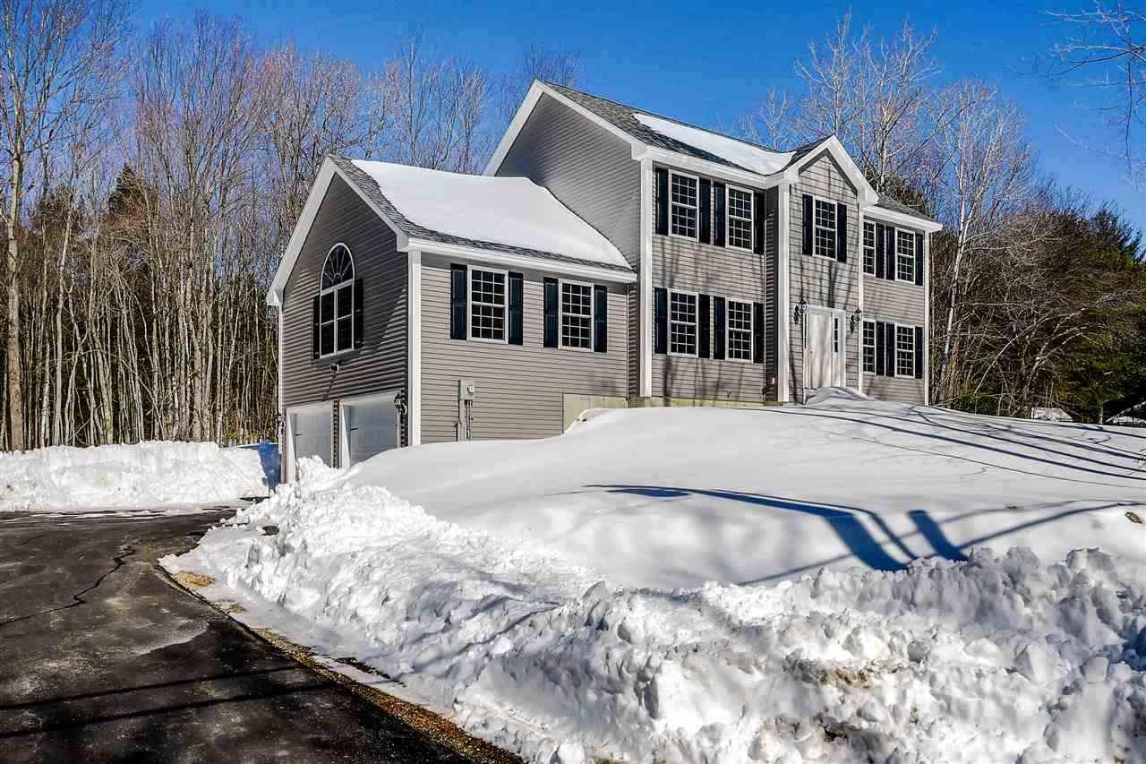 Hooksett NHHome for sale $List Price is $439,900