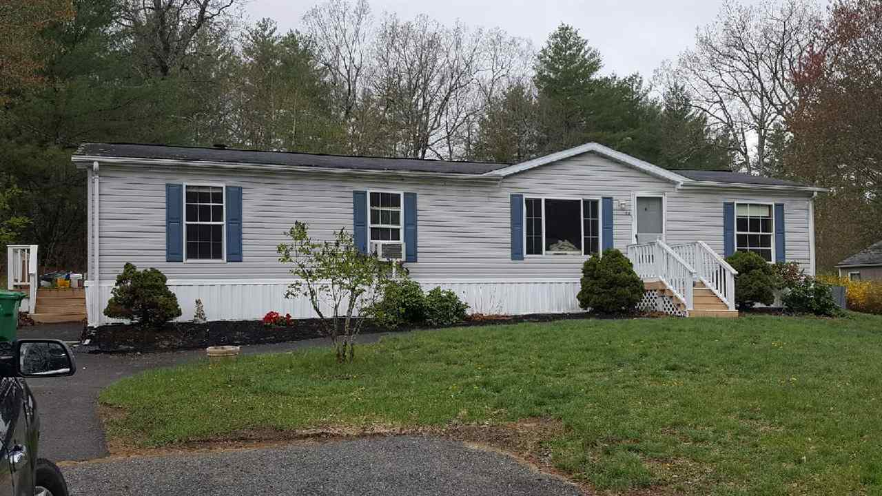 Fremont NH Mobile-Manufacured Home for sale $List Price is $114,900