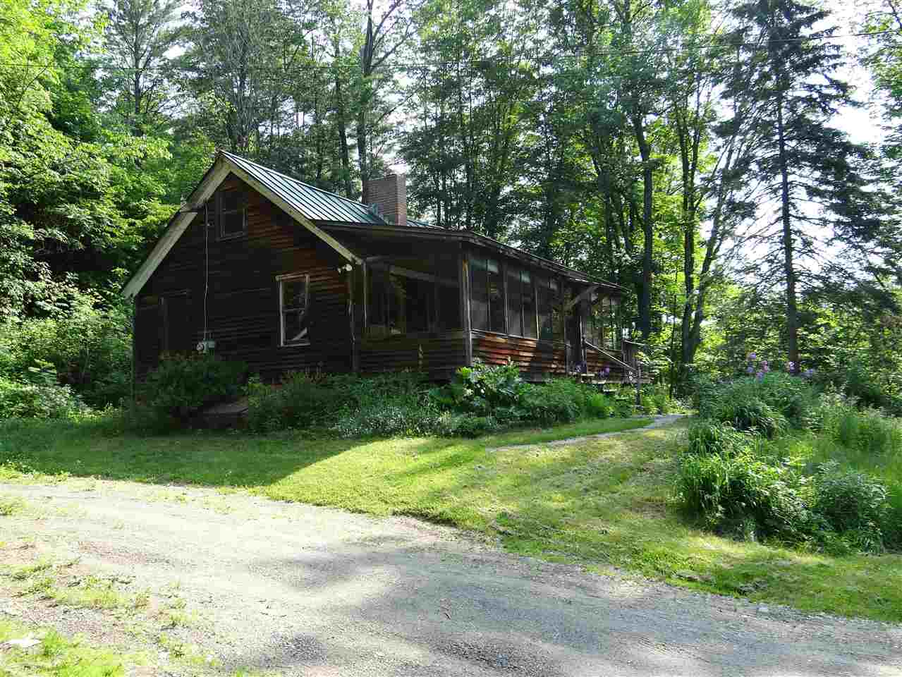 SHARON VT Home for sale $$150,000 | $163 per sq.ft.