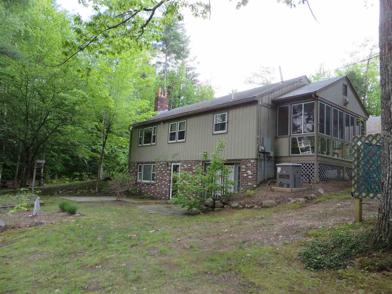 HEBRON NH  Home for sale $239,000