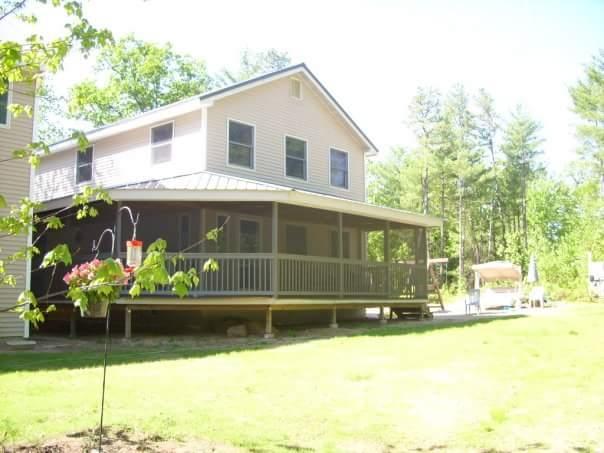 EFFINGHAM NH Home for sale $247,695