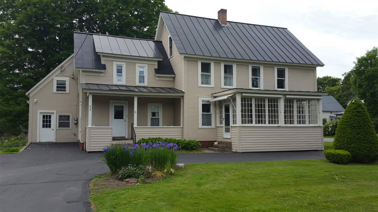 VILLAGE OF WILDER IN TOWN OF HARTFORD VTHome for sale $$249,000 | $115 per sq.ft.