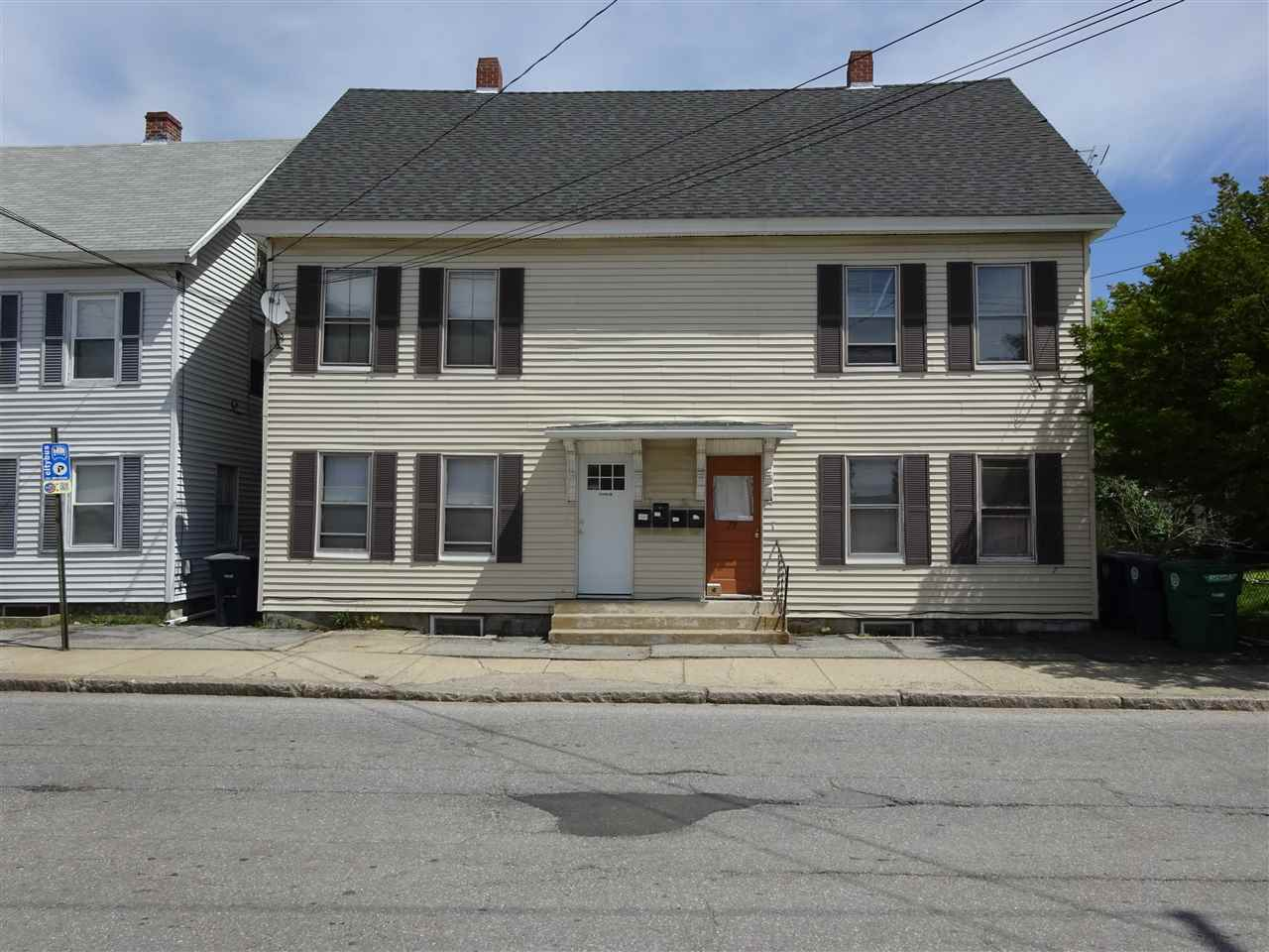 Nashua NHMulti Family for sale $List Price is $219,900