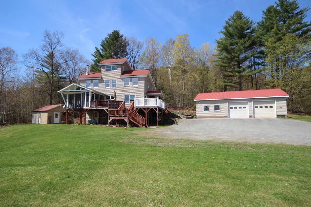 Reading VT Home for sale $List Price is $299,000