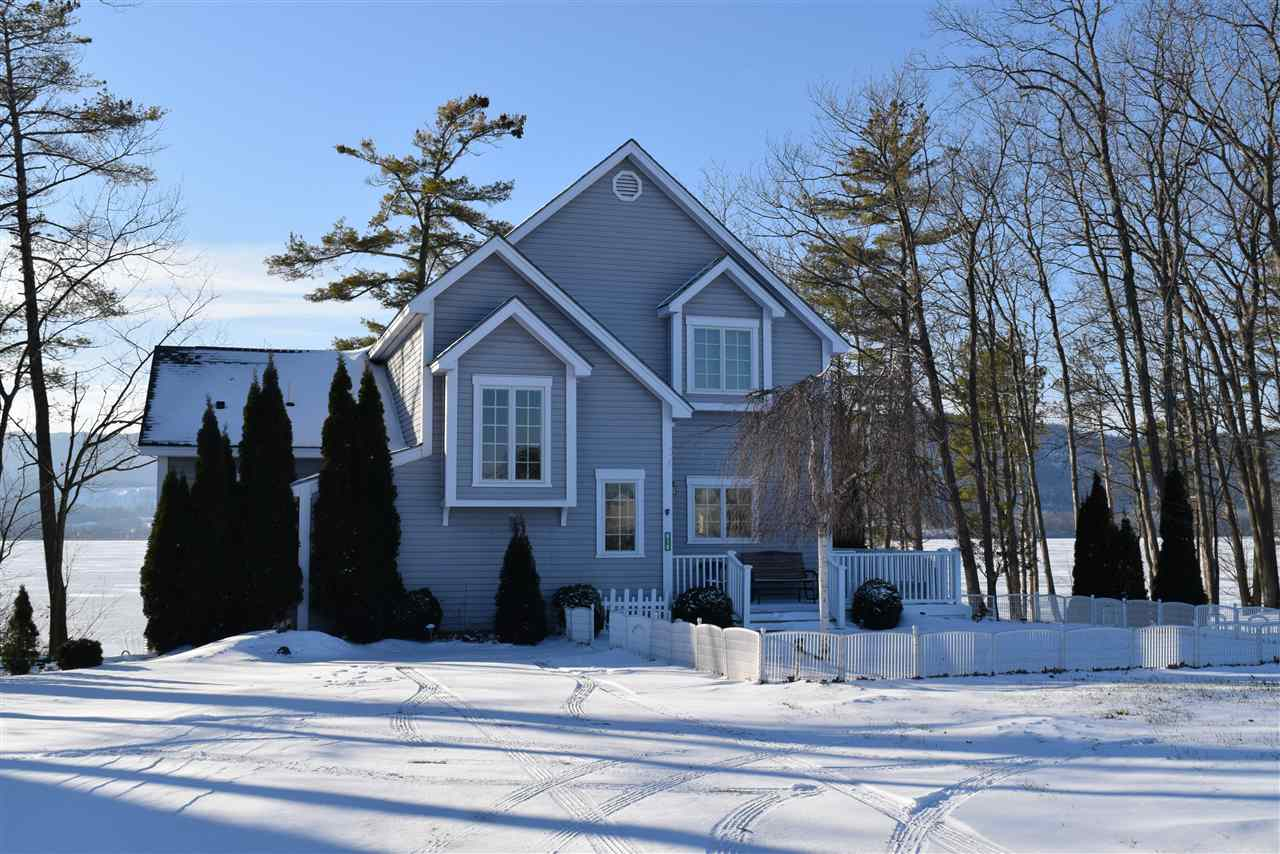 SHOREHAM VT Lake House for sale $$402,000 | $184 per sq.ft.