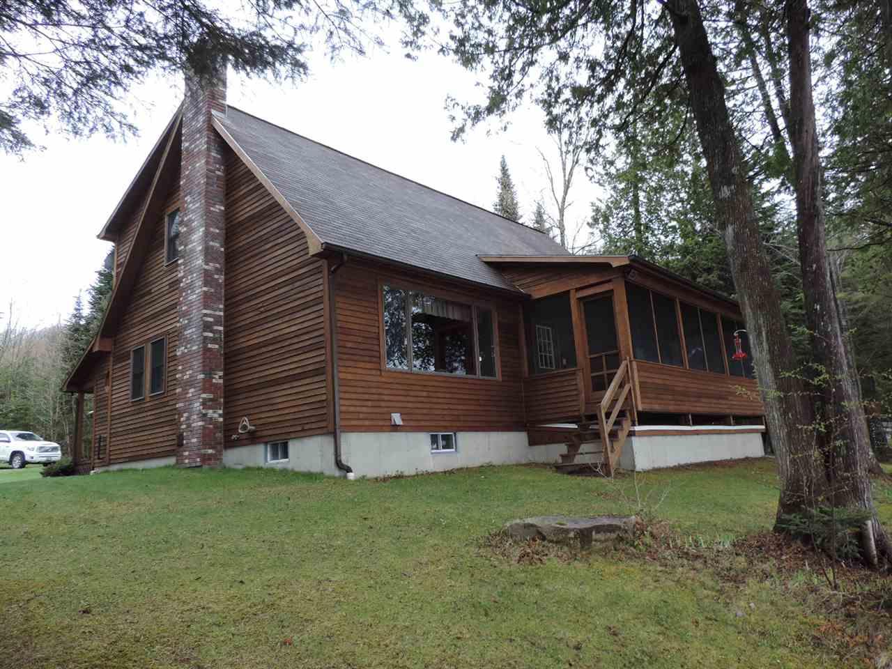 1474 Camp Winape Road, Morgan, VT 05853