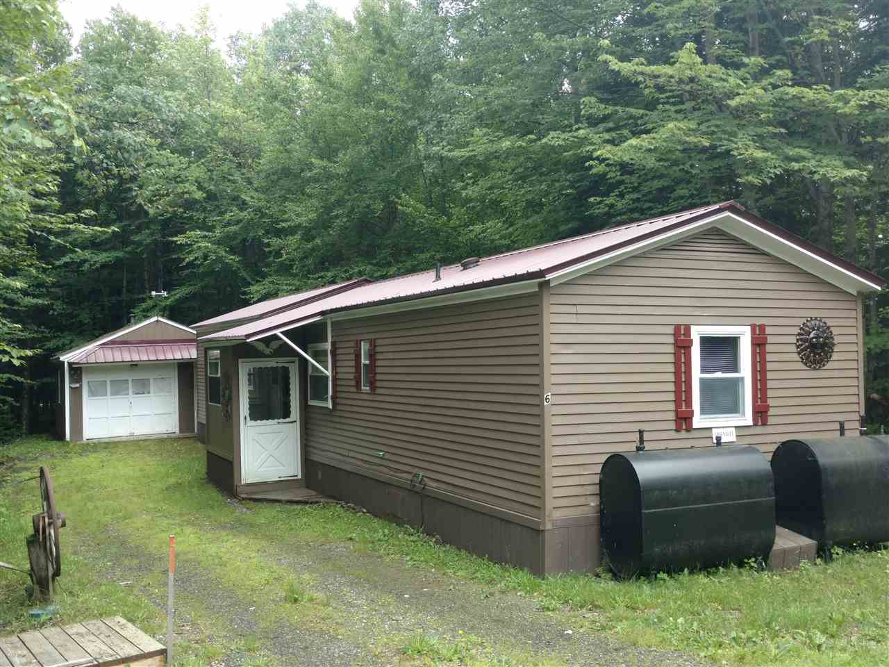 6 Angwins Trailer Park Drive, Pittsburg, NH 03592