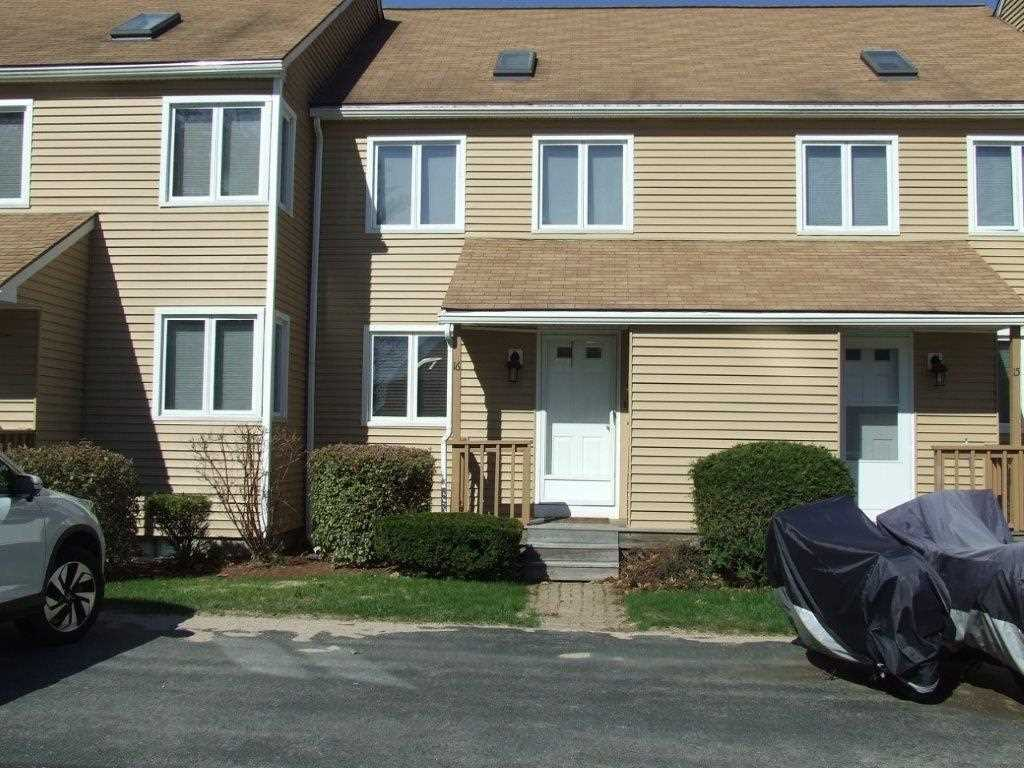 VILLAGE OF CENTER OSSIPEE IN TOWN OF OSSIPEE NH  Condo for sale $209,000