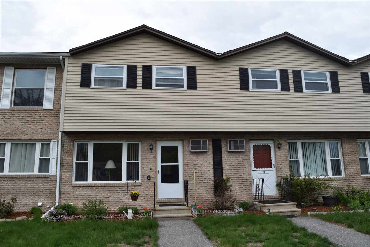 Hooksett NHCondo for sale $List Price is $139,900
