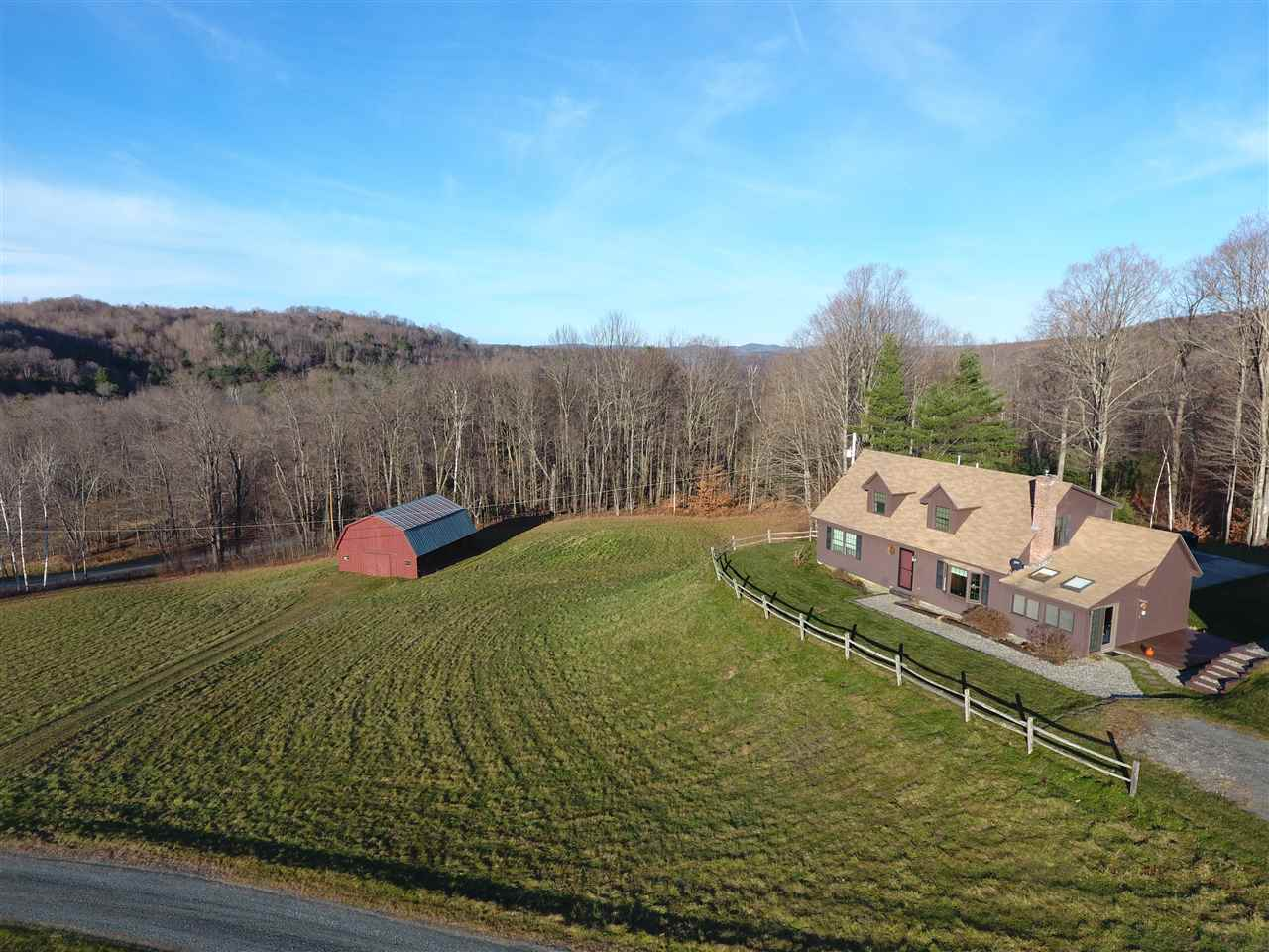 POMFRET VT Home for sale $$445,000 | $227 per sq.ft.