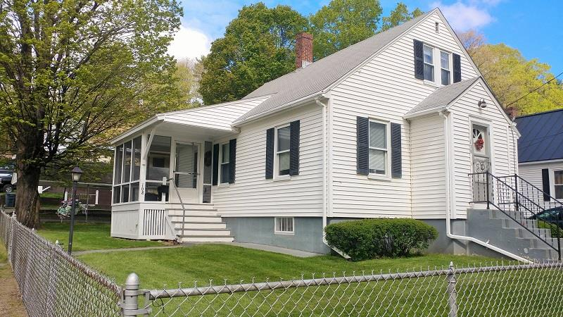 Claremont NH Home for sale $List Price is $110,500