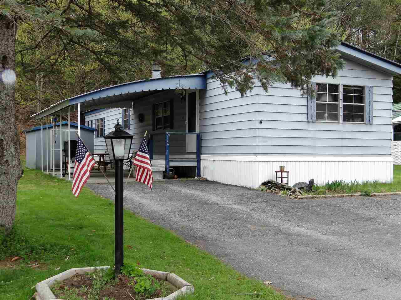 Hartford VTMobile-Manufacured Home for sale $List Price is $38,000