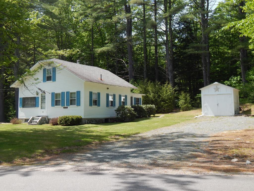 SANBORNTON NH Home for sale $175,000