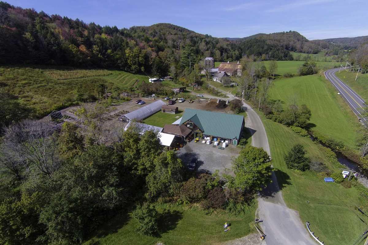 Woodstock VT commercial property $775,000