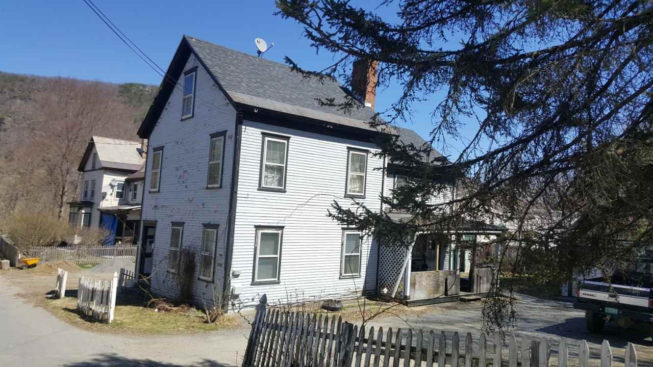 VILLAGE OF BELLOWS FALLS IN TOWN OF ROCKINGHAM VTHome for sale $$75,000 | $43 per sq.ft.