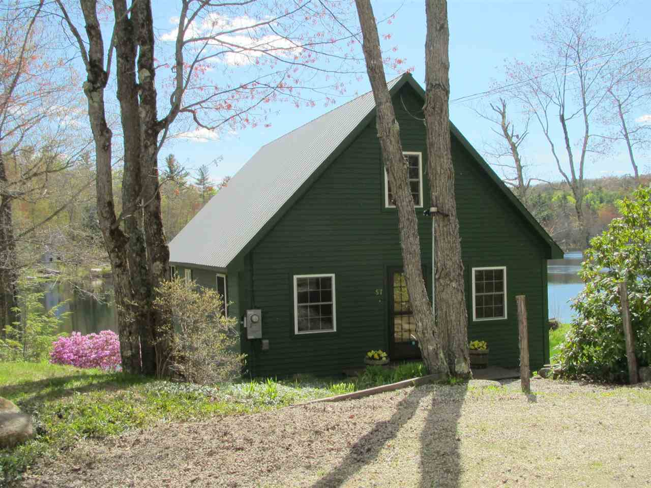 57 Newell Pond Road, Alstead, NH 03602