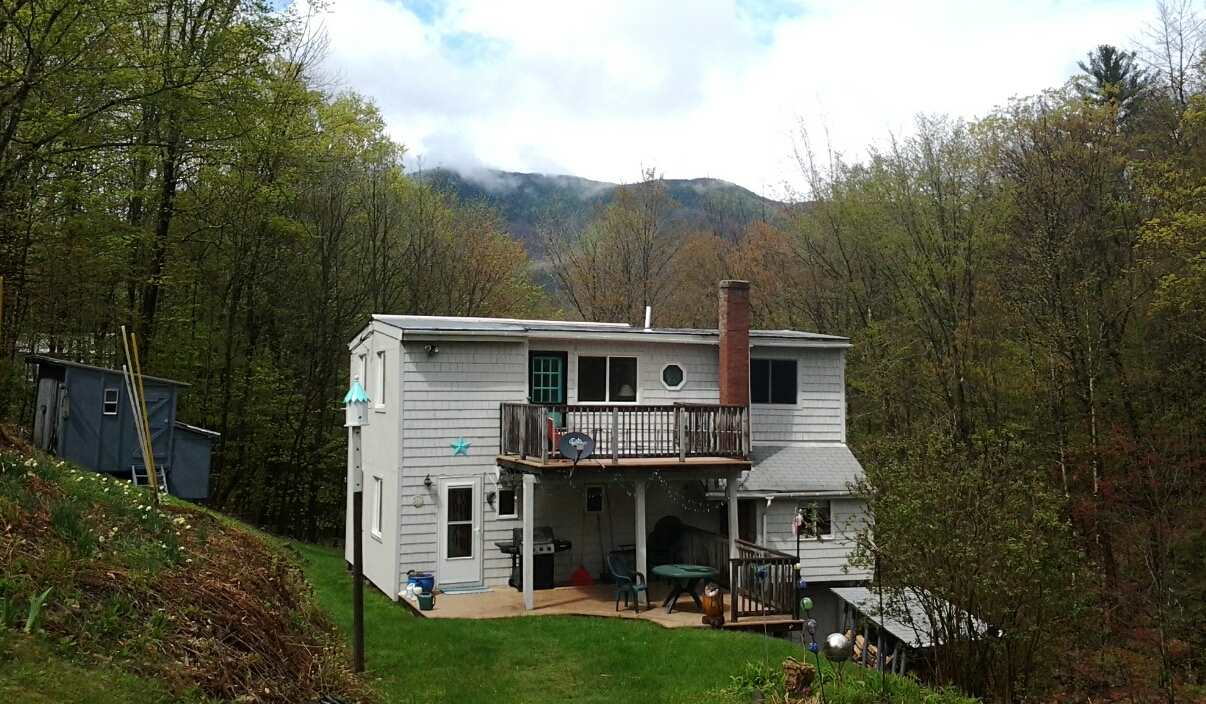 WEATHERSFIELD VT Home for sale $$148,500 | $100 per sq.ft.