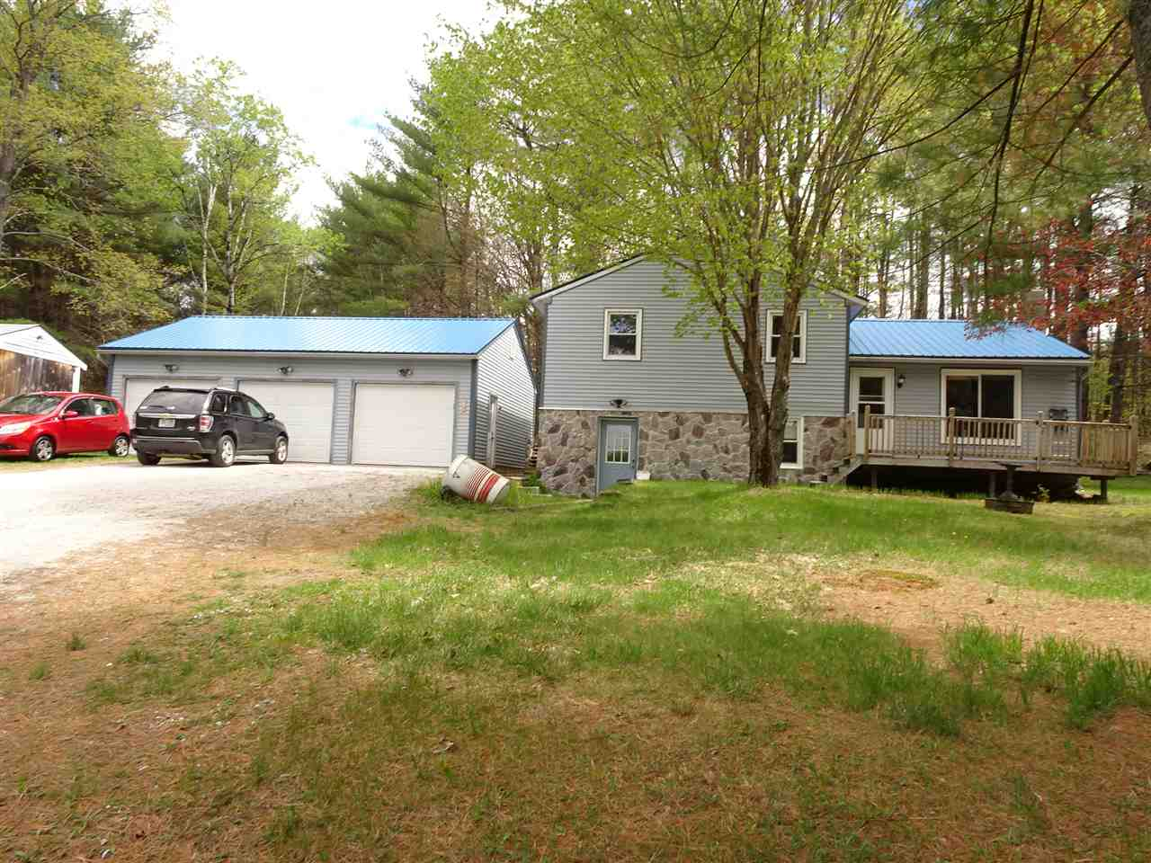 SANBORNTON NH Home for sale $197,900