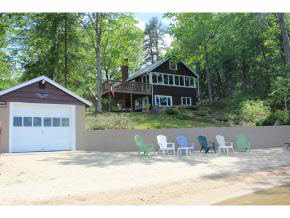 Lake Ossipee waterfront home for sale in Ossipee