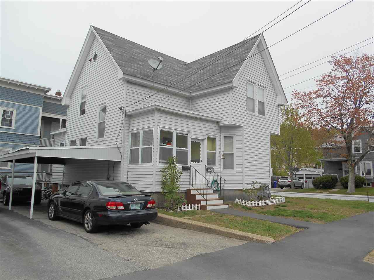 Manchester NH Multi Family for sale $List Price is $207,000