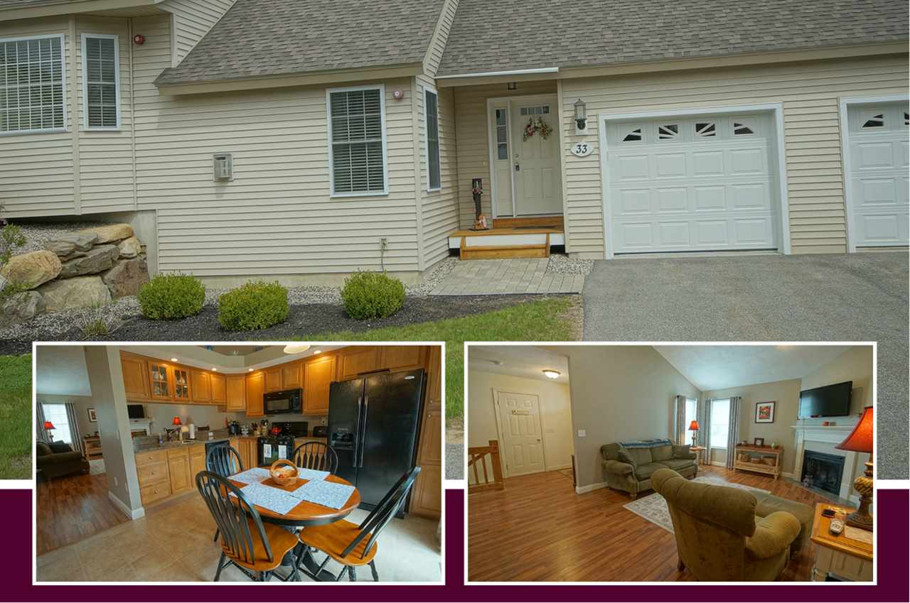 Fremont NH Condo for sale $List Price is $229,900