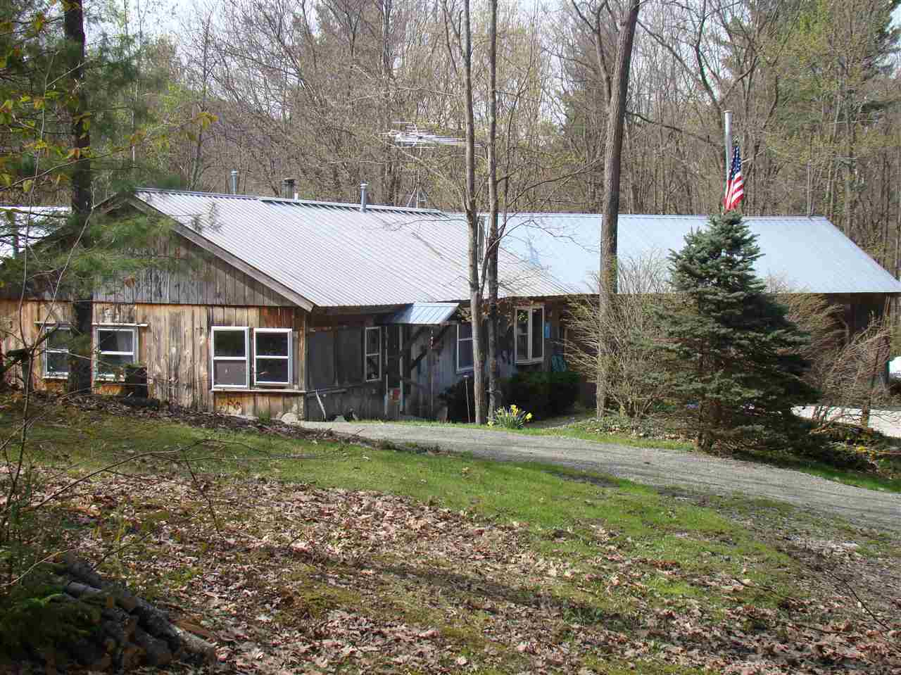 MIDDLETOWN SPRINGS VT Home for sale $$159,500 | $114 per sq.ft.