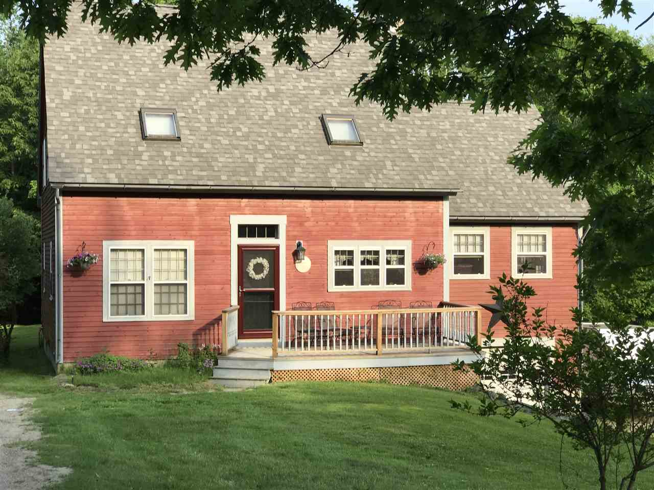 BRIDGEWATER NH Home for sale $328,900