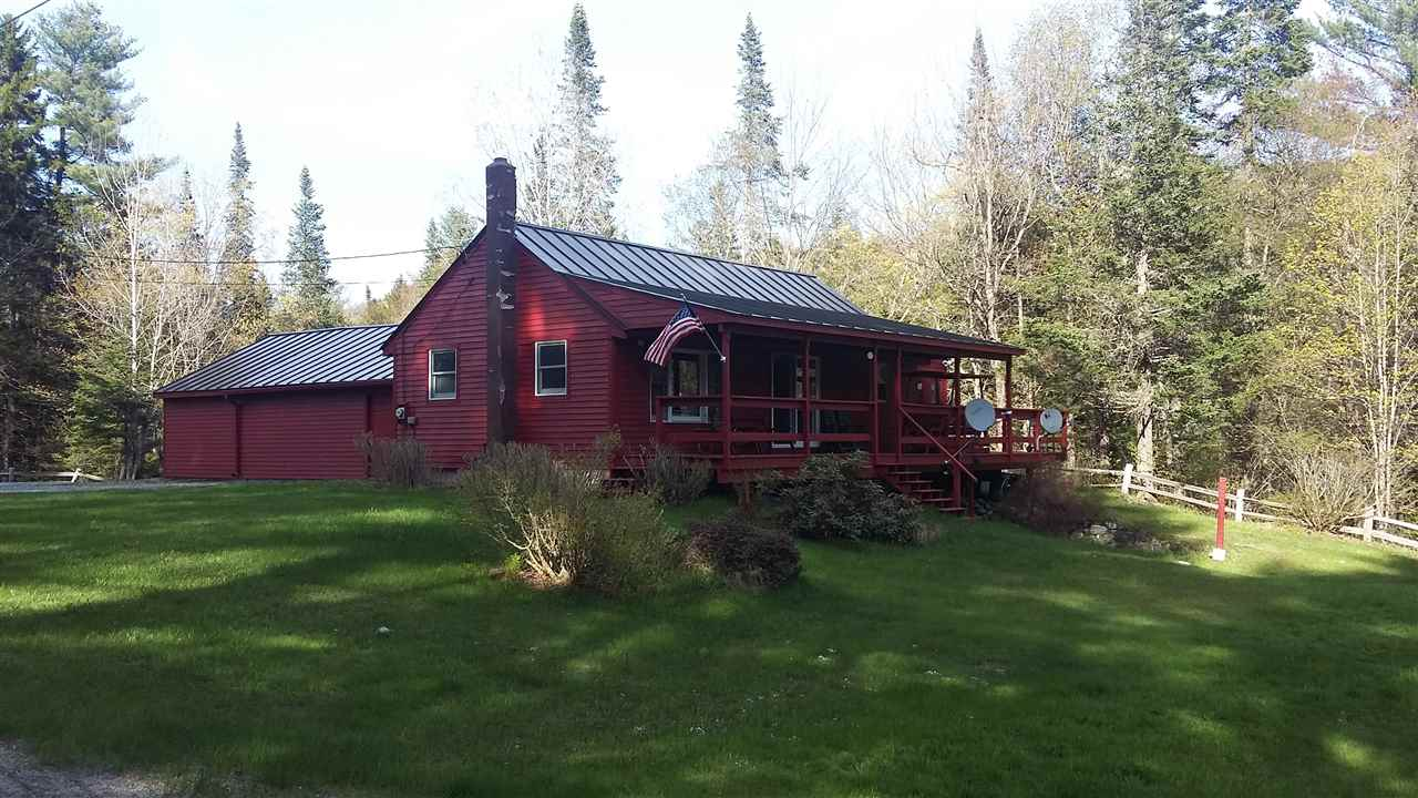 image of Dorchester NH 3 Bedrooms  2 Bath Home
