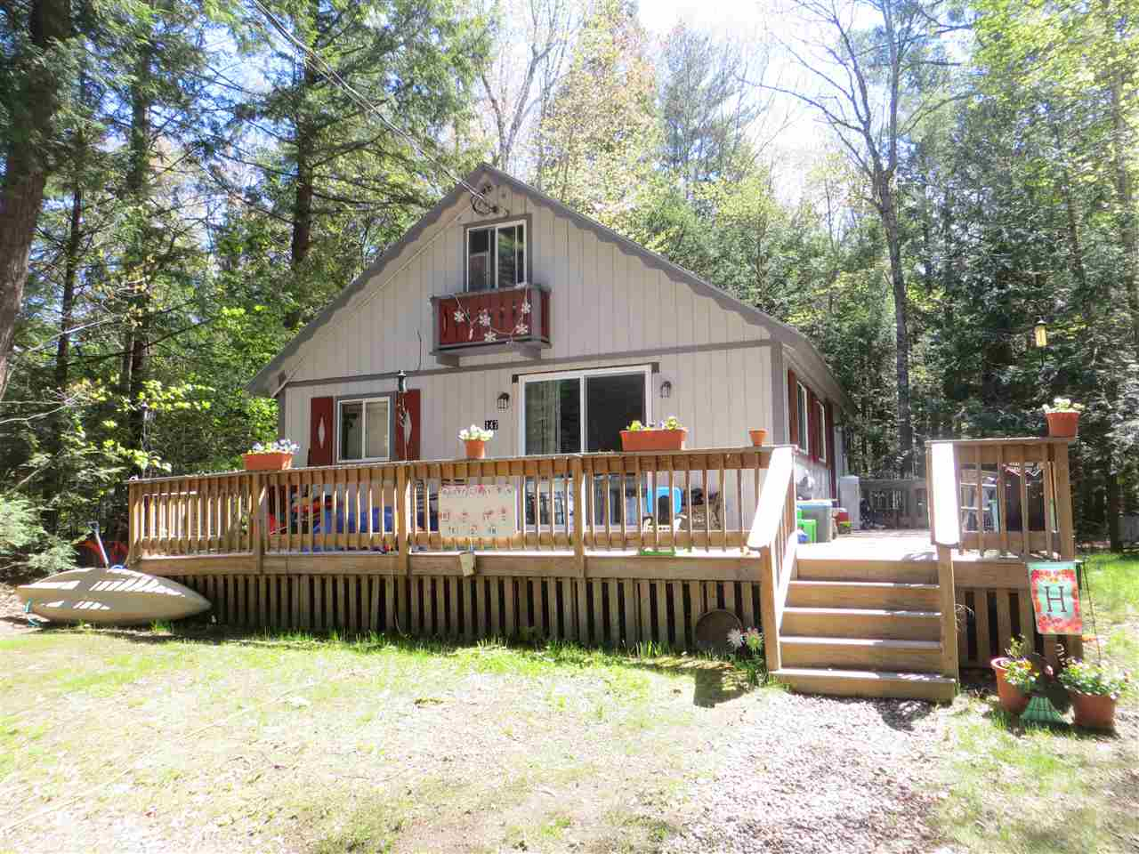 MOULTONBOROUGH NH  Home for sale $183,500