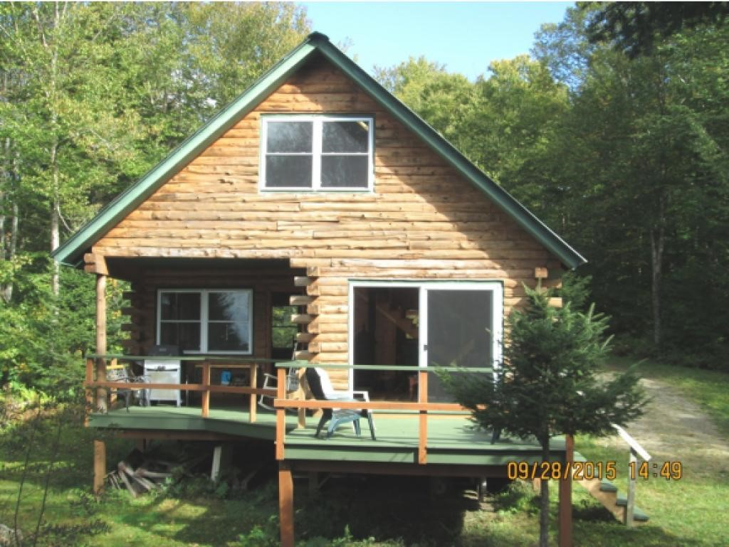 450 Rodin Road off East Branch, Averill, VT 05901