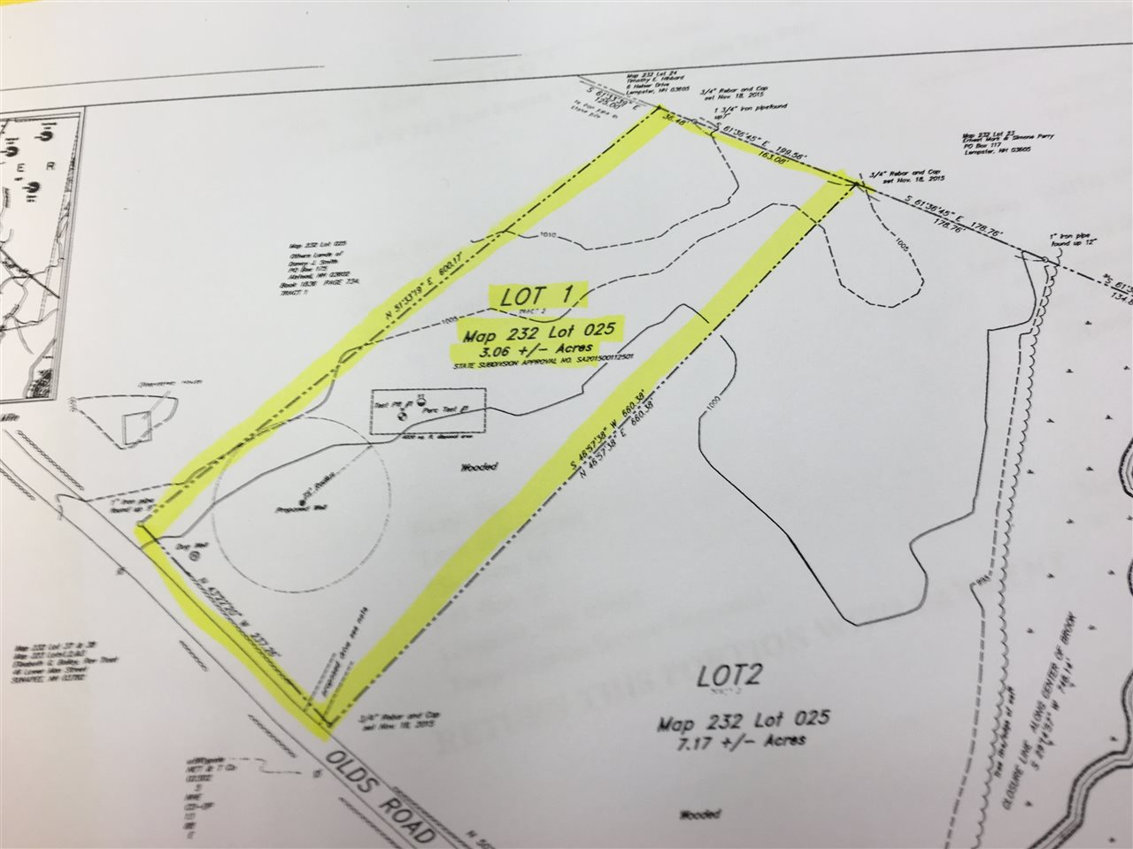 Lempster NH 03605 Land  for sale $List Price is $27,500