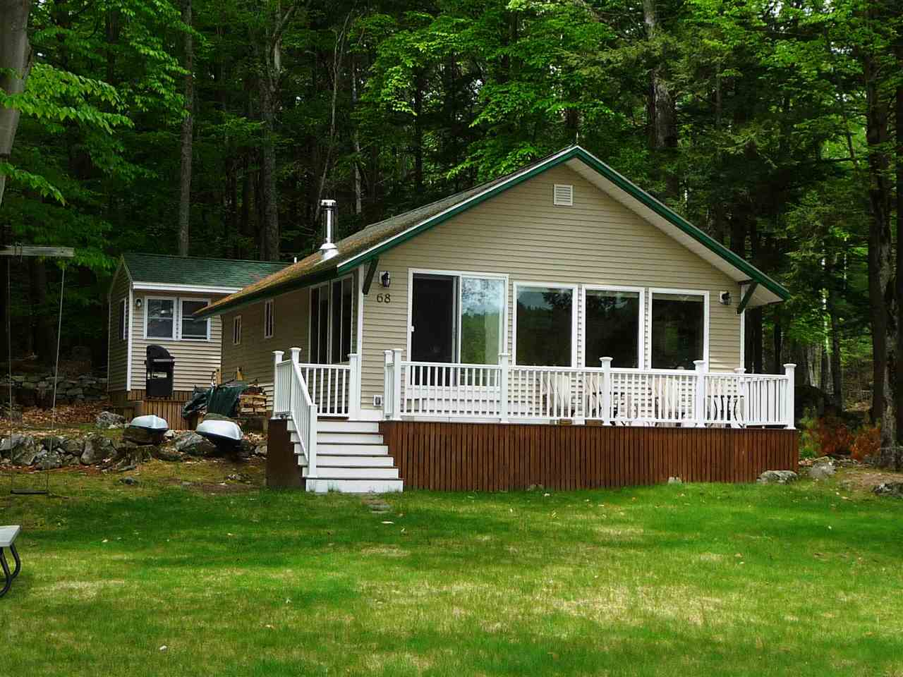 TUFTONBORO NH  Home for sale $399,000
