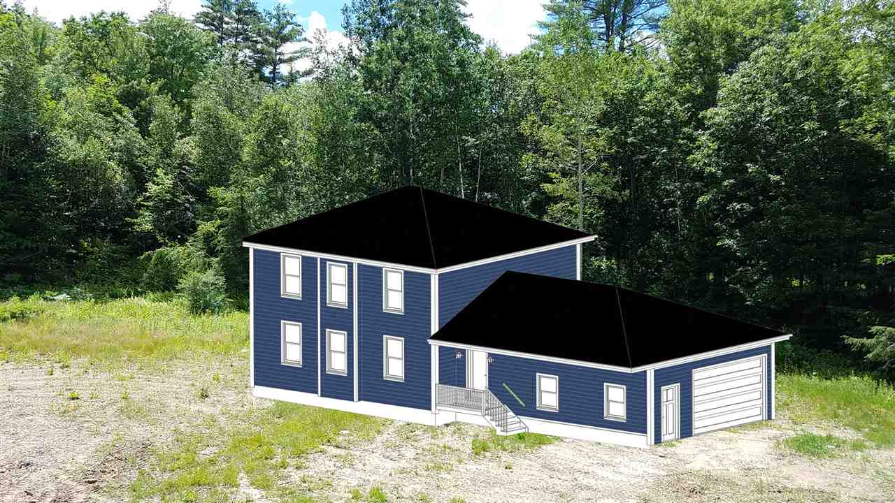 Chichester NH Home for sale $List Price is $283,000