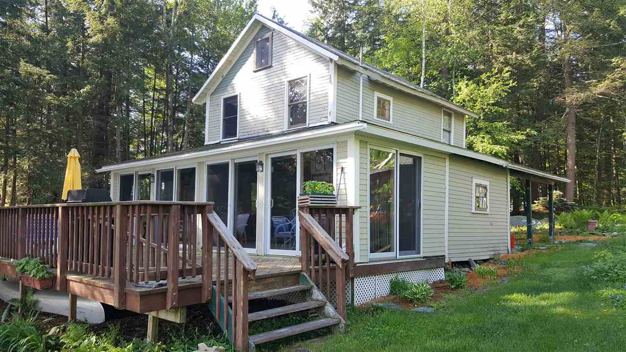 VILLAGE OF POULTNEY IN TOWN OF WELLS VTLake House for sale $$349,900 | $277 per sq.ft.
