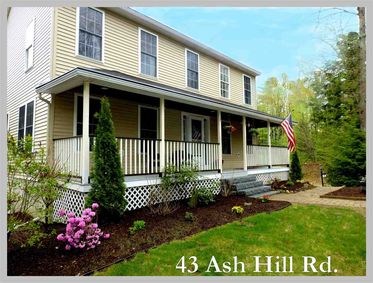 43 Ash Hill Road, Plymouth, NH 03264
